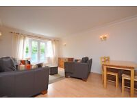 A lovely two bedroom, two bathroom purpose built flat in Kingston. Canbury Park Road.