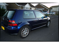 Volkswagen GOLF 1.8 GTI Turbo 3 Door