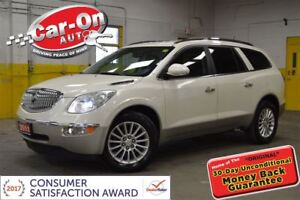 2011 Buick Enclave CXL AWD LEATHER DVD REAR CAM REMOTE START