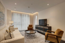 High spec two bedroom, two bathroom apartment SW11
