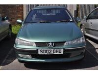 Peugeot 406 2.0L HDI Diesel Estate. Great car! selling for spares or repair
