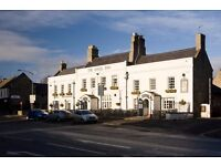 Chef wanted to join the kitchen team at The Angel of Corbridge in Northumberland.