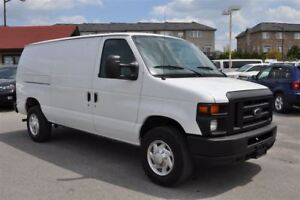 2008 Ford E-150 CERTIFIED & E- TESTED