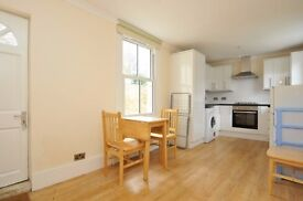 Newly converted split-level two bedroom flat located moments from Chatsworth Road.