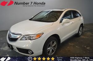 2015 Acura RDX Tech| Remote Starter, Navi, All-Wheel Drive!