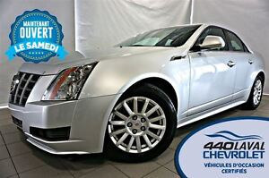 2012 Cadillac CTS INTÉGRALE*BLUETOOTH* V6*BOSE*
