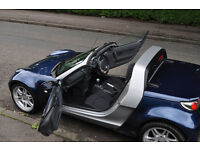 SMART ROADSTER WITH BRABUS AD ONS
