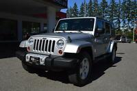 2010 Jeep Wrangler Unlimited Sahara Vancouver Greater Vancouver Area Preview