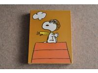 SNOOPY PEANUTS brand new hardback factory sealed Celebrating Peanuts 60 years