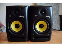 KRK Rokit 5 - Pair of Active Studio Monitor Speakers
