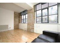 Ideal For A Couple Or Single, High Spec One Bedroom Flat, High Ceilings, Exposed Brick Design.