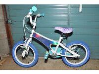 Girls Frozen Bike