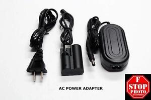 CANON AND NIKON AC POWER ADAPTER