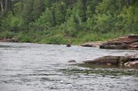 terrain bord de riviere