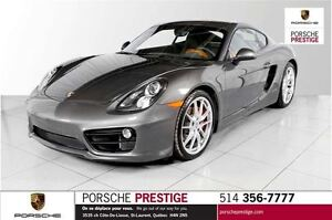 2015 Porsche Cayman S Pre-owned vehicle 2015 Porsche Cayman S &n