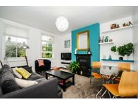 *** Lovely one double bedroom top floor flat in a period conversion, Ashley Road, N19 ***