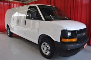 2017 Chevrolet Express 2500 CARGO EXT, 4G LTE WIFI AVAILABLE!