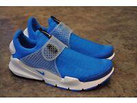 Nike Sock Dart x Fragment Blue UK 7