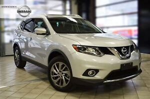 2015 Nissan Rogue AWD SL + Premium Package