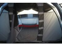 Bargain nearly new Outwell airbeam tent for sale