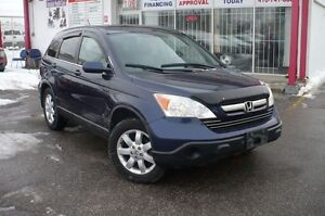 2008 Honda CR-V EX-L LEATHER,ROOF,NAVI,AWD