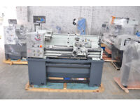 Metal lathe Swing over bed 360 mm, Length 1000 mm Spindle bore 58 MM