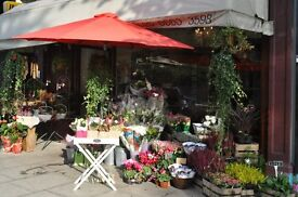 A Full Time Experienced SENIOR Florist is required to join our ever growing flower business