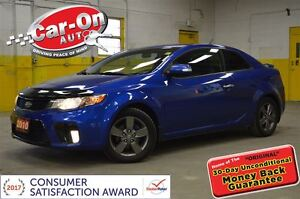 2010 Kia Forte Koup 2.0L EX A/C HEATED SEATS ALLOYS