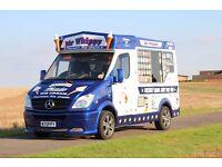 Mercedes Sprinter 313 CDI Ice Cream Van - Carpigiani Machine Super Uno, mobile catering, NO VAT