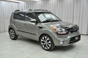 2012 Kia Soul 4u 5DR HATCH w/ Bluetooth, Heated Seats, Sunroof,