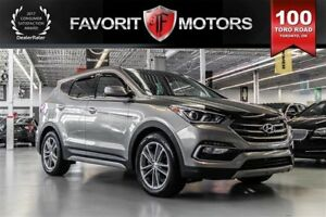 2017 Hyundai Santa Fe Sport 2.0T Limited, Leather, Navigation, S