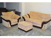 DFS 2 Seater Sofa & Armchair | Free delivery