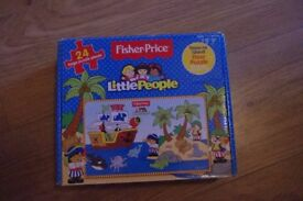 Fisher Price little peoples Floor puzzle from 18 mths & up