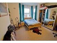En suite room for rent in sociable young professional house.19th December. St James Rd,Upper Shirley
