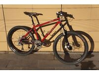 Voodoo Wanga mountain bike, high spec