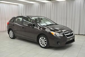 2013 Subaru Impreza 2.5L AWD 5DR HATCH w/ BLUETOOTH, HEATED SEAT