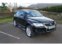 ** 2007 VOLKSWAGEN TOURAREG 3.0 V6 TDI 225BHP 4 Wheel Drive EXCELLENT CONDITION **