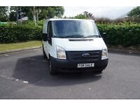 ** 2012 Ford Transit T300 ** SWB Low Roof 100Bhp 6 Speed ** ( Citroen Vauxhall Renault)