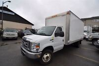 2011 Ford E-450 16 Ft. Cube van Rentals Available.