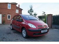 2006 06 Citroen Xsara Picasso LX 1.6 HDi 92, Part ex welcome,