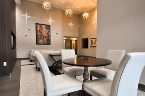 Luxury 1+Den - 1241 Sq.Ft!  In-suite laundry, 9 ft. ceilings Kitchener / Waterloo Kitchener Area image 3