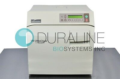Midmark M9 New Style - Refurbished Autoclave 6 Month Warranty