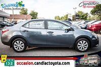 2014 Toyota Corolla S * MANUELLE * CUIR * AC * PACK ELECTRIQUE *