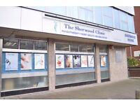 Receptionist/Administrator for a private physiotherapy practice Harrow