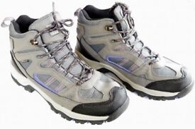 Worn just once - Women's walking boots - Freedom Trail Lowland II WP Boot - Size 7½ / 41 - £10