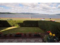 Beautiful 4 bedroom semi detached house on the Esplanade Greenock to rent from October