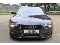 AUDI A5 SPORTBACK 3.0 TDI 245 QUATTRO SE S-T, Full Audi Service History, 1 Owner Since New