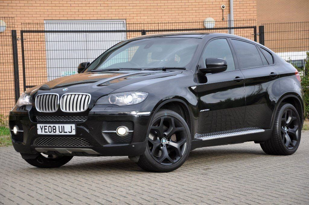 2008 Bmw X6 3 0 35d Xdrive 5dr Finance Me Today High Spec Twin