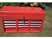 Ball-Bearing Metal Tool Box