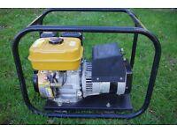Subura Robin Petrol Generator for sale.